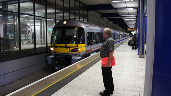 Станция Heathrow Express в Терминале 5А.jpg